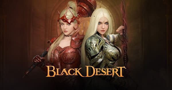 Its time for your succession and awakening, courtesy of Black Desert.