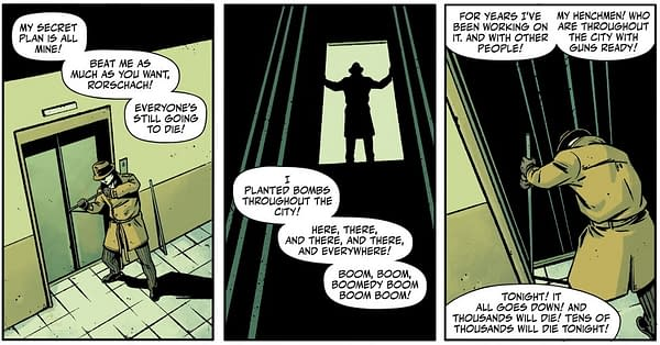 Rorschach #4 Tells The Story From Watchmen #1 Final Page