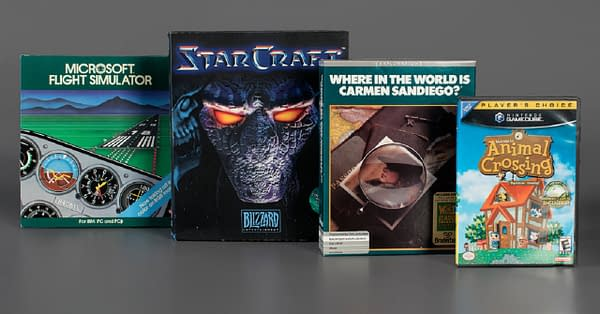 Credit: World Video Game Hall Of Fame