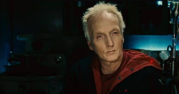 Let Us In Star Tobin Bell on Family Sci-Fi Thriller, Saw Films' Legacy