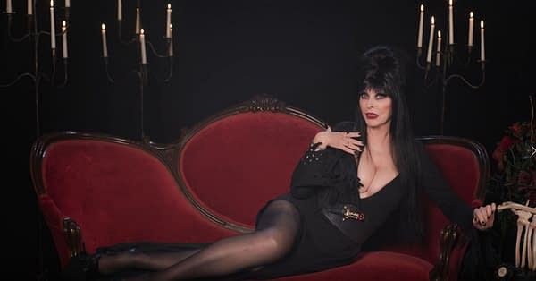 Elvira, Mistress Of The Dark's 40th Anniversary Debuting On Shudder