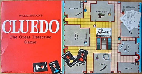 IDW's Comic Book Adaptation Of Clue (Or Cluedo) Will Have Variant Covers – And Endings!