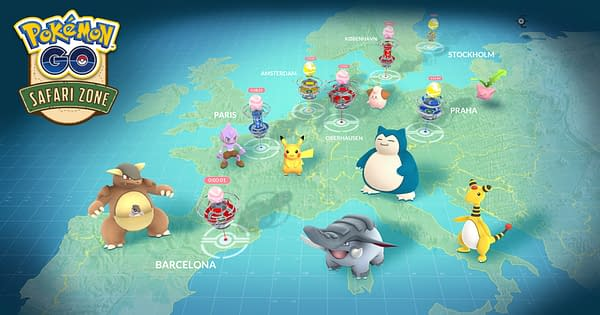 The Next 'Pokémon Go' Event Will Need Worldwide Cooperation