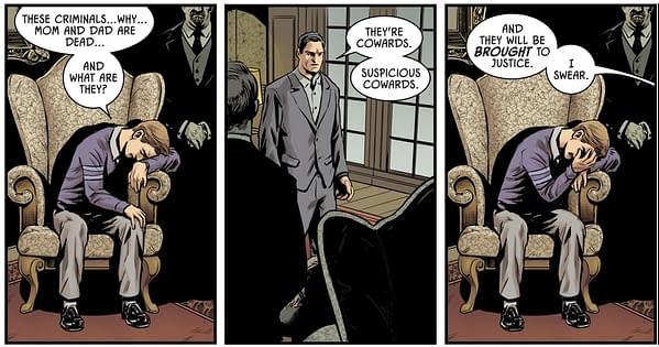 A New Big Bad Is Born for Batman's Rogue Gallery – Batman #38 SPOILERS