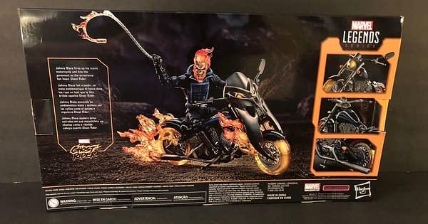 Ghost Rider Gets the Marvel Legends Figure He Deserves