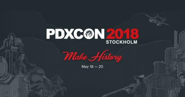 Paradox Interactive Announces 2 New Games, 3 Expansions, and Board Games at PDXCON