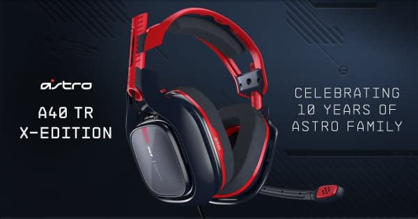 Astro Gaming Celebrates a Decade with the X-Edition at E3