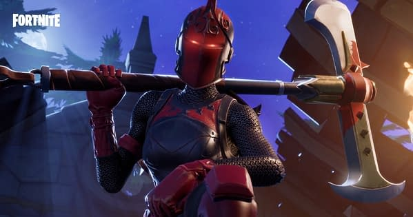 Fortnite is Bringing Back the Rare Red Knight Skin
