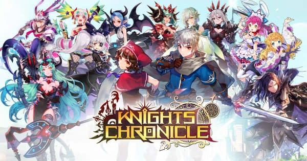 Knights Chronicle is Adding New Heroes, Dungeons, and Quests