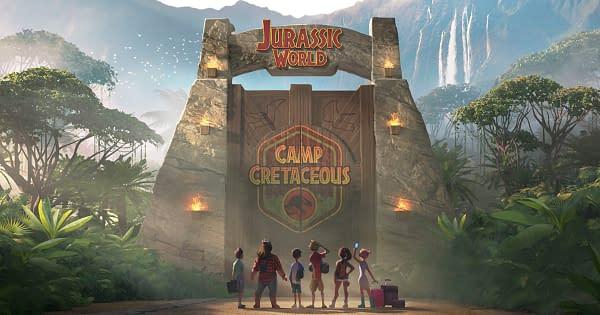 "Netflix, DreamWorks Animation Announce ""Jurassic World: Camp Cretaceous"" Series"