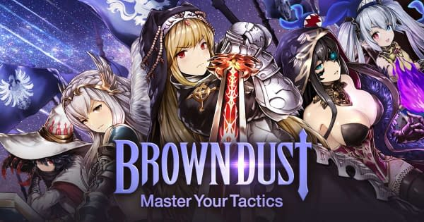 """Brown Dust"" Is Being Given A Massive ""Jump-Start"" Update"