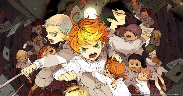 The Promised Neverland Manga has Run Its Final Chapter