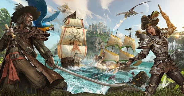 The Maelstrom map will make it easier to find players, courtesy of Grapeshot games.