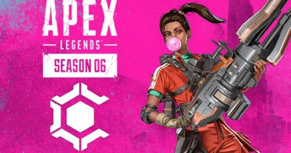 Take charge with Rampart in Apex legends in Season Six, courtesy of Respawn Entertainment.
