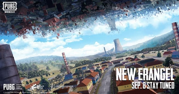 Change must come with updates, as seen on the revamped PUBG Mobile map. Courtesy of Tencent Games.