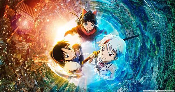 Yashahime: Princess Half-Demon: Viz Media Unveils Inuyasha Anime Sequel