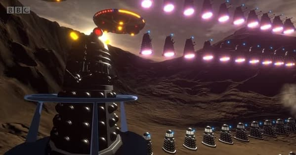 DALEKS! Release Date Trailer | Doctor Who