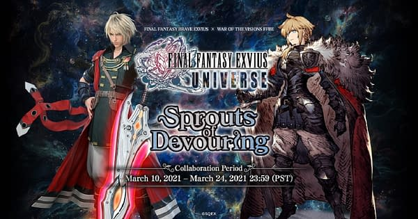 You got two weeks to take advantage of everything in Final Fantasy Exvius Universe, courtesy of Square Enix.