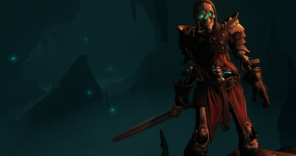 Underworld Ascendant's Best Feature is the Living Stygian Abyss