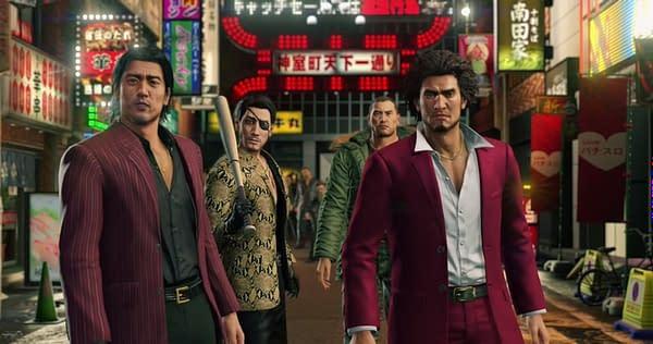 """Yakuza: Like A Dragon"" May Feature An English Voice Dub"