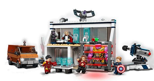 Rebuild the Avengers: Endgame Final Battle With LEGO's Next Marvel Set