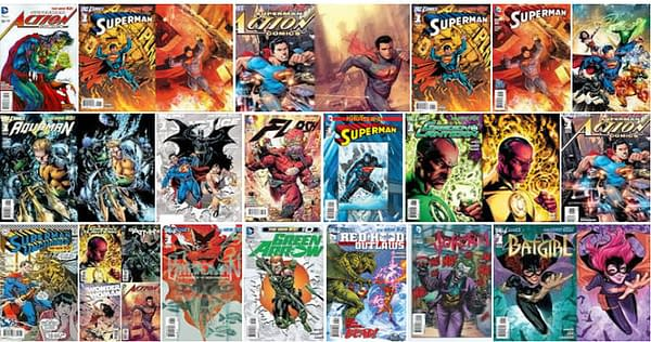 Editorial And Creative Clashes In The New 52, Ten Years On
