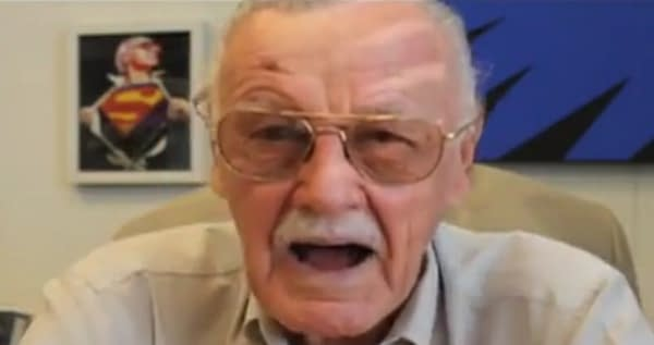 Stan Lee Launches TheRealStanLee.Com (VIDEO)