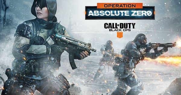 Treyarch Reveals Details to Black Ops 4 Next DLC Absolute Zero