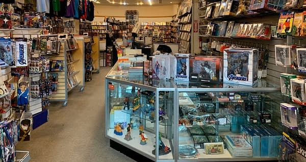 Running a Comic Shop During the Coronavirus Pandemic