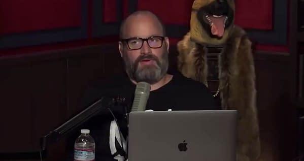 Tom Segura doubles down on wrestling hate on podcast [screencap]