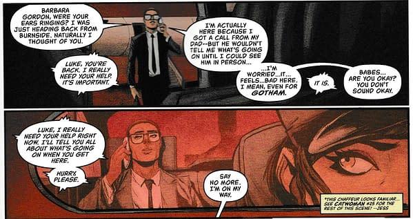 Will Batgirl Be Oracle Again? The Continuity Of Joker War (Spoilers)