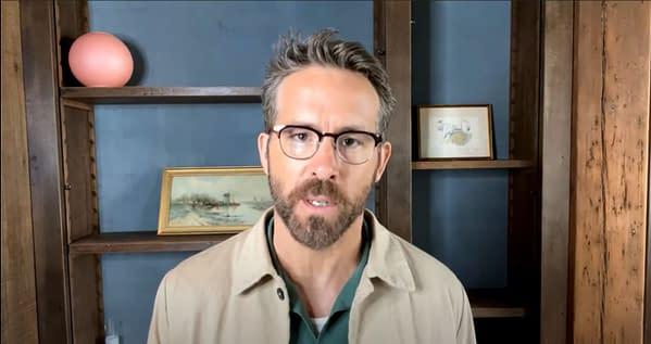 LeVar Burton Shills Ryan Reynolds' Gin After Jeopardy! Endorsement
