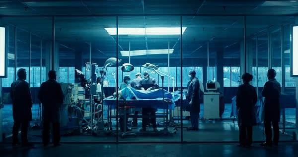 God committee director Austin Stark on the film's pandemic parallels