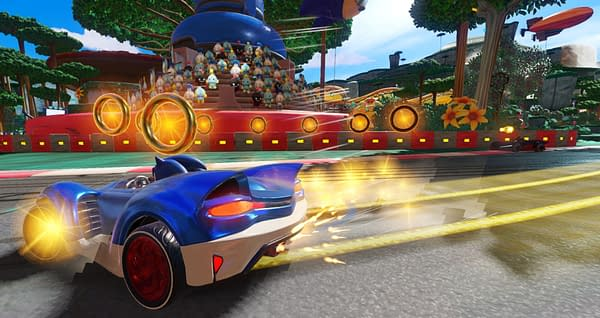 Team Sonic Racing Has Seemingly Been Leaked