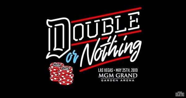 #AEW Announces Double or Nothing in Las Vegas for May