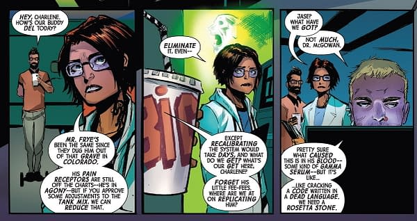 Has Marvel Featured a Prominent #Trans Character Under The Radar for a Year-And-A-Half?
