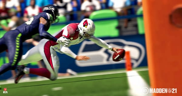 EA Sports Gives Players An Idea Of What's Ahead For Madden NFL
