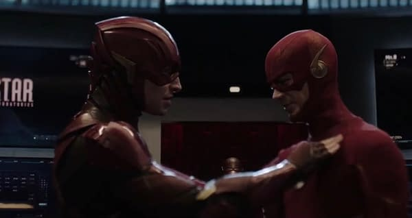 "The Flash crossover from ""Crisis"" (Image: The CW)"
