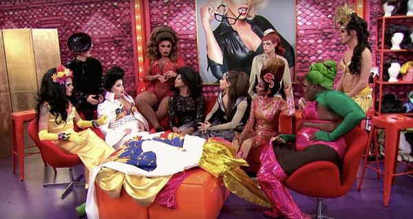 Drag Race Holland S01E06 Review (Image: WOW Presents)