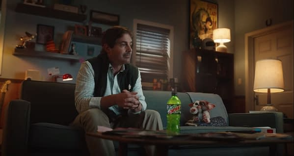 Gremlins: Zach Galligan Revisits Franchise for Mountain Dew Ad