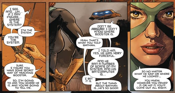 Is Bane Also Behind the Batman/Flash/Heroes In Crisis Crossover? Batman #64 Spoilers)