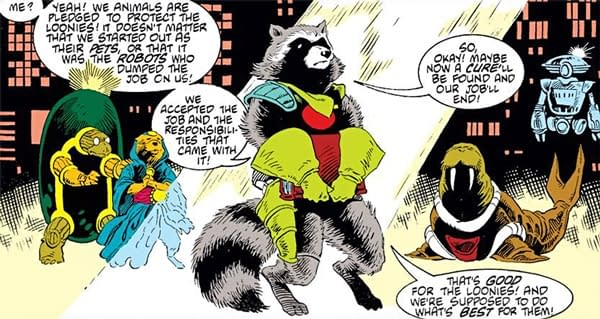 Why Is Rocket Raccoon Dying Anyway?