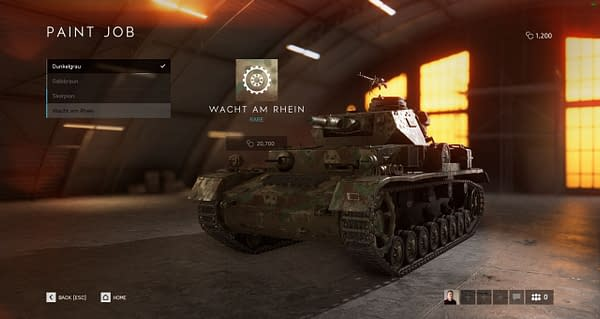 """You'll Be able To Customize Tanks In """"Battlefield V"""" Soon"""