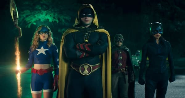 Stargirl Season 1 Preview: The JSA's First Mission Might Be Its Last