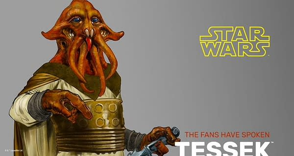 Star Wars Winning Bust Chosen by Gentle Giant Fans Revealed