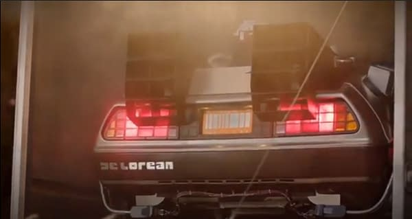 Expedition: Back to the Future – Christopher Lloyd on a DeLorean Hunt