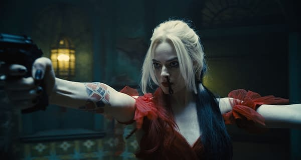 7 New High Quality Images from The Suicide Squad Harley Quinn