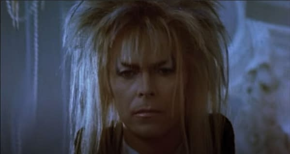 Labyrinth: Jim Henson Mulled Sting, Michael Jackson for Goblin King