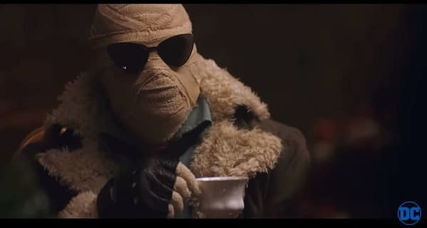 Titans Season 1, Episode 4 'Doom Patrol': Dinner Gets a Little Disturbing (PREVIEW)