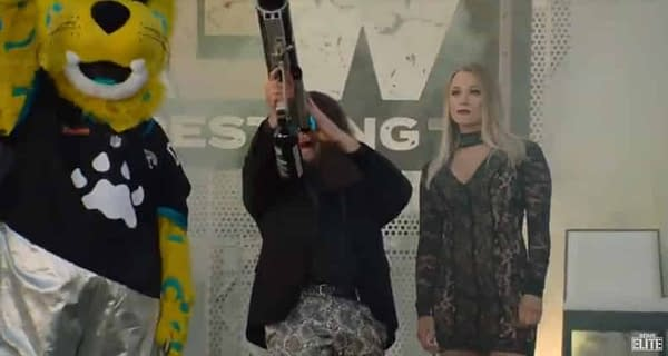 PAC (Neville), Hangman Page, MJF, Joey Janella, and Penelope Ford Join #AEW